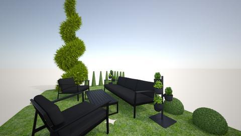 test skitfult - Garden - by matildaw0409