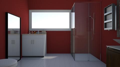Banioo de Daka 2 - Bathroom  - by PaolaRoque