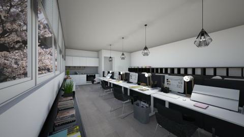 7 - Modern - Office  - by Chiara Cencig