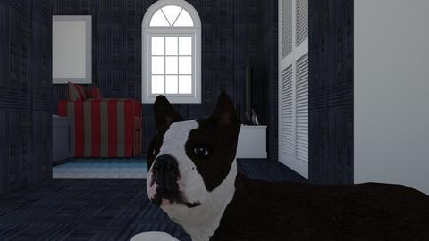 da crib - Classic - Bedroom  - by ivanrangel