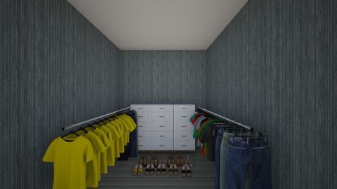Dream master bedroom - Modern - Bedroom  - by Hafsabashir