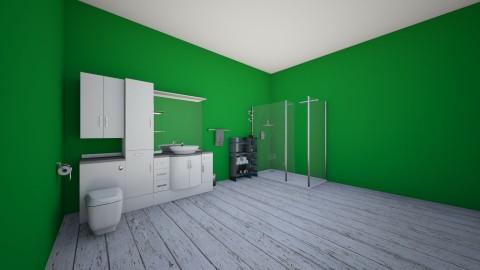 bath 2 - Modern - Bathroom - by Partha Ghosh