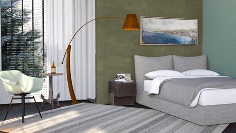 M_Loose - Bedroom  - by milyca8