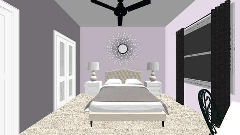 Bedroom 1 - by brookekokoska