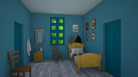 Arles - Minimal - Bedroom  - by deleted_1524667005_Elena68
