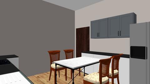 mutfak 3 - Kitchen - by huorock