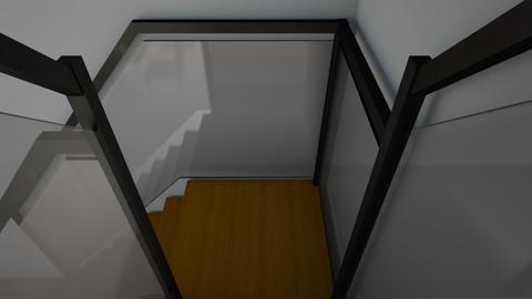 Landing_Stairs_v5 - Living room - by jupiterjazz