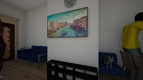 Nahid the living room - Modern - Living room  - by Nah1d