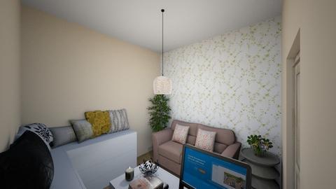 ha - Living room  - by Hanenx36