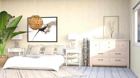for Gaietta_aa - Bedroom  - by iope