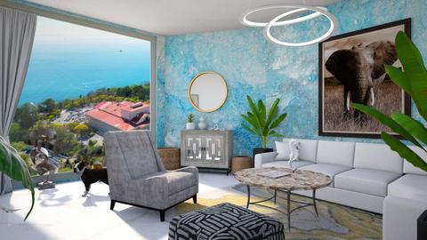 gt - Living room  - by yulamalina
