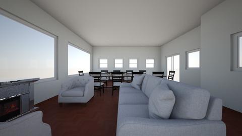 juana dinning and living  - Classic - Living room  - by atlas design