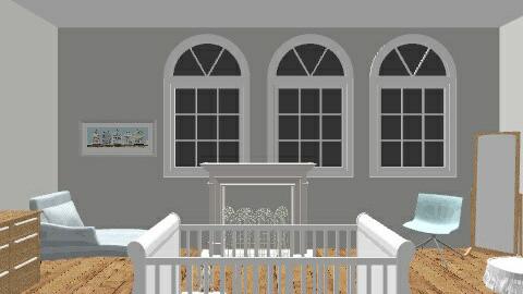 BABY BEDROOM - by gogolina