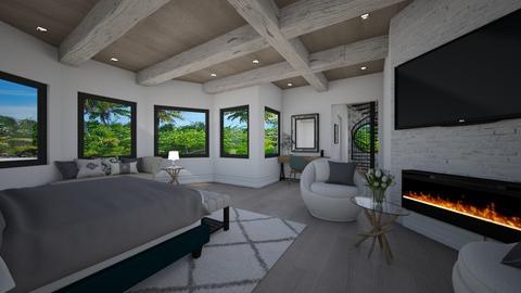 luxury bedroom - Bedroom  - by bbyxj
