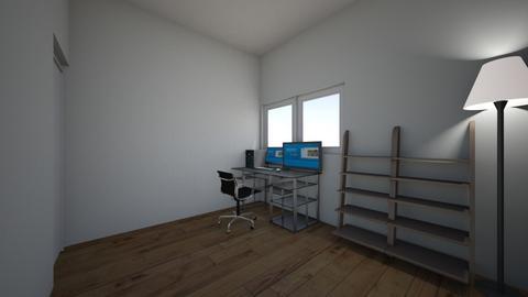 pc room - Office  - by benny_senderovich