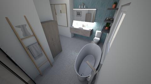myra - Bathroom  - by JHELFERTY