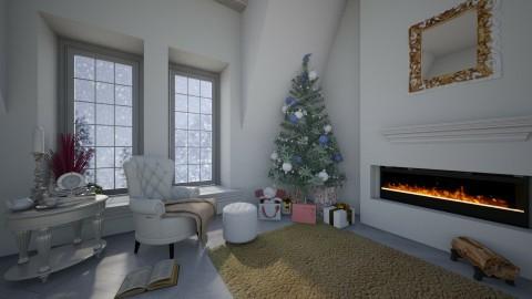 Winter - by DanielaIoanaEnescu