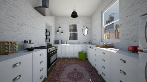 Tumblr Kitchen - Kitchen  - by Laken Barnett