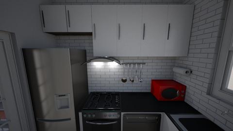 kitchen 5 - Kitchen  - by filozof