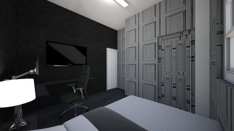 Bedroom - Minimal - Bedroom  - by Gaming Bot