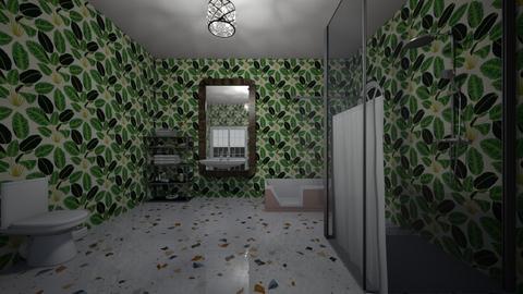 Bathroom  - Modern - Bathroom  - by Annesha 862