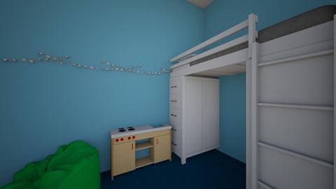 Kids dream Room - Kids room  - by h1b2m3