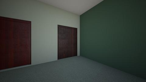 Bedroom - Bedroom - by lightosan