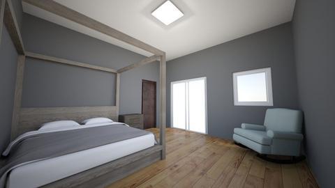 bedroom - by JL148