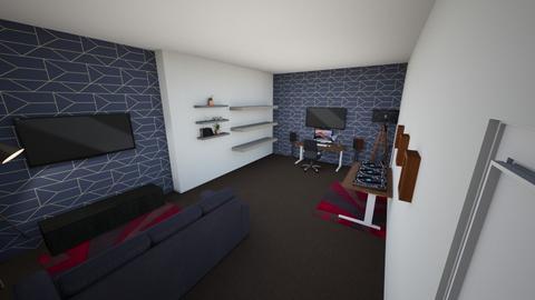 Studio - Modern - Office  - by RyanConway