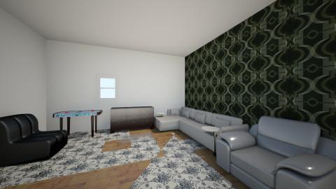 JDE56 - Living room - by liam etches