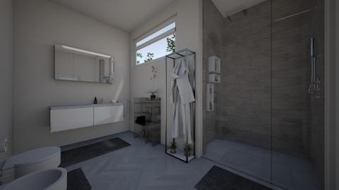 b - Bathroom  - by iveto3131