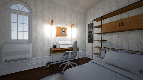 LakeM - Bedroom  - by abbylee44