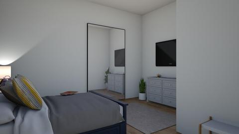 lydias room - Bedroom  - by lydiamaclean