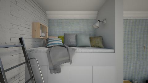 CC Woonschrift.nl - Eclectic - Bedroom  - by Maria Esteves de Oliveira