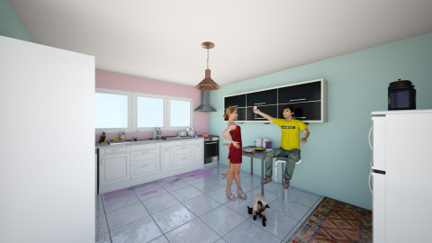 harmony1 - Minimal - Kitchen  - by Kechiq Slipperz