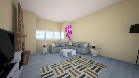 Relaxing Living Room  - Living room  - by adam4