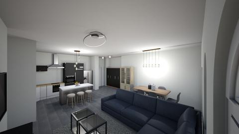 Kart Pre 1 - Living room  - by Niva T