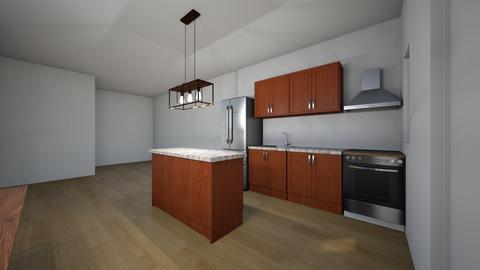 GONZALO - Kitchen  - by chalinshadix