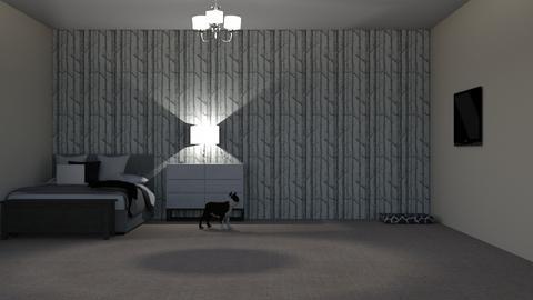 Dream bedroom - Bedroom  - by notyou