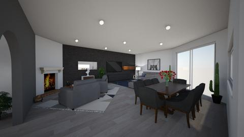 ma maison - Living room - by Ines 66