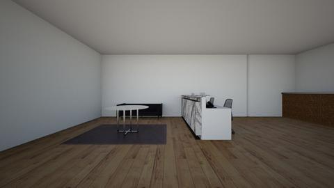reception area - by kaelynb