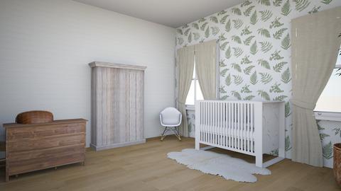 nursery  - Kids room  - by copperkettle