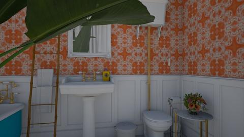 Bathroom - Glamour - by Annathea