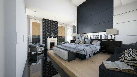 Quarto luxo - Bedroom  - by Roberta Coelho