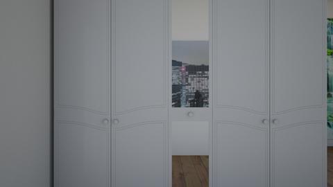 4 - Bedroom - by Hubinger