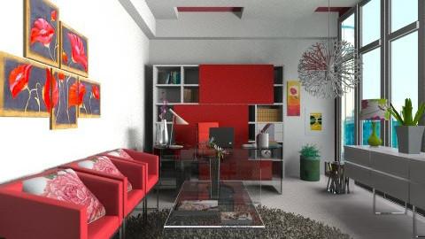 happy - Office - by rafita