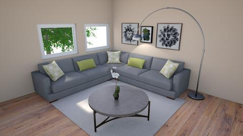 Lindsey Sectional - by TheDutchDesigner