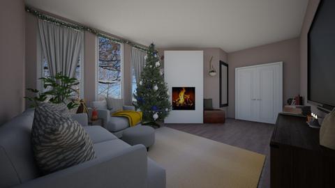 living 11 - Modern - Living room - by LaurenLakin