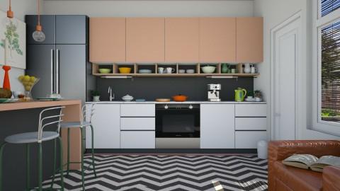 M_YOO OH - Kitchen  - by milyca8