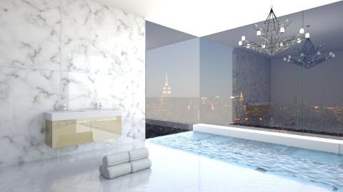 luxurious  - Modern - Bathroom  - by AJJ66